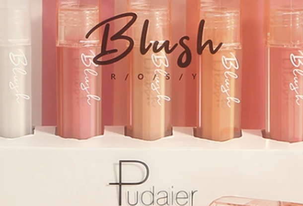 Fluid Sheer Glow Enhancer - Liquid Blush Set