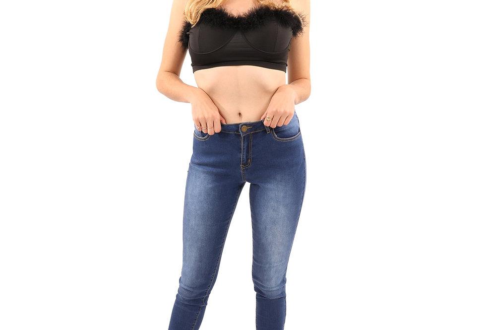 Cabrillo Faded Jeans