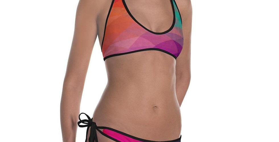 Find Your Coast Reversible Swimwear Charisma Bikini