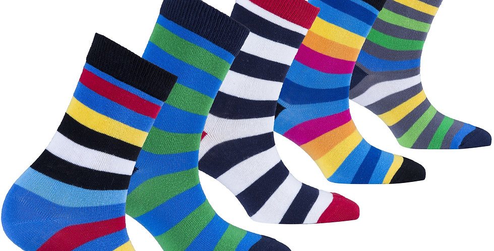 Kids Popular Stripes Socks