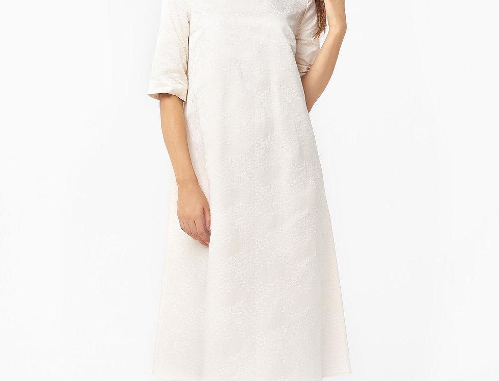 Trendy White Dress