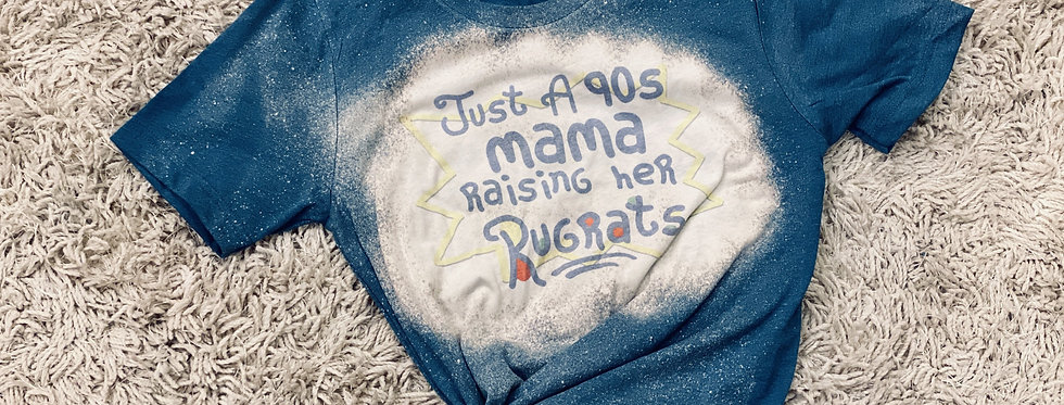 Just a 90s Mama Tee