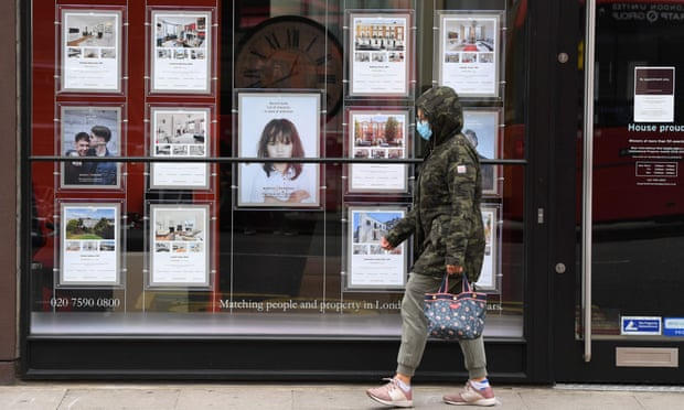 The Guardian: UK property could cool sharply from six-year high, say lenders