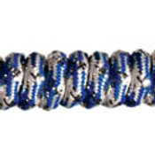 Royal Blue/Gray/Silver