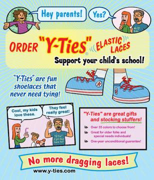 Parent 'send-home' Flyer (Front)