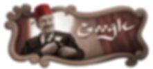 Naguib El Rihani Google Doodle