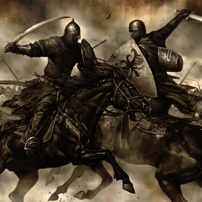 Spiritual Warfare Declarations #1