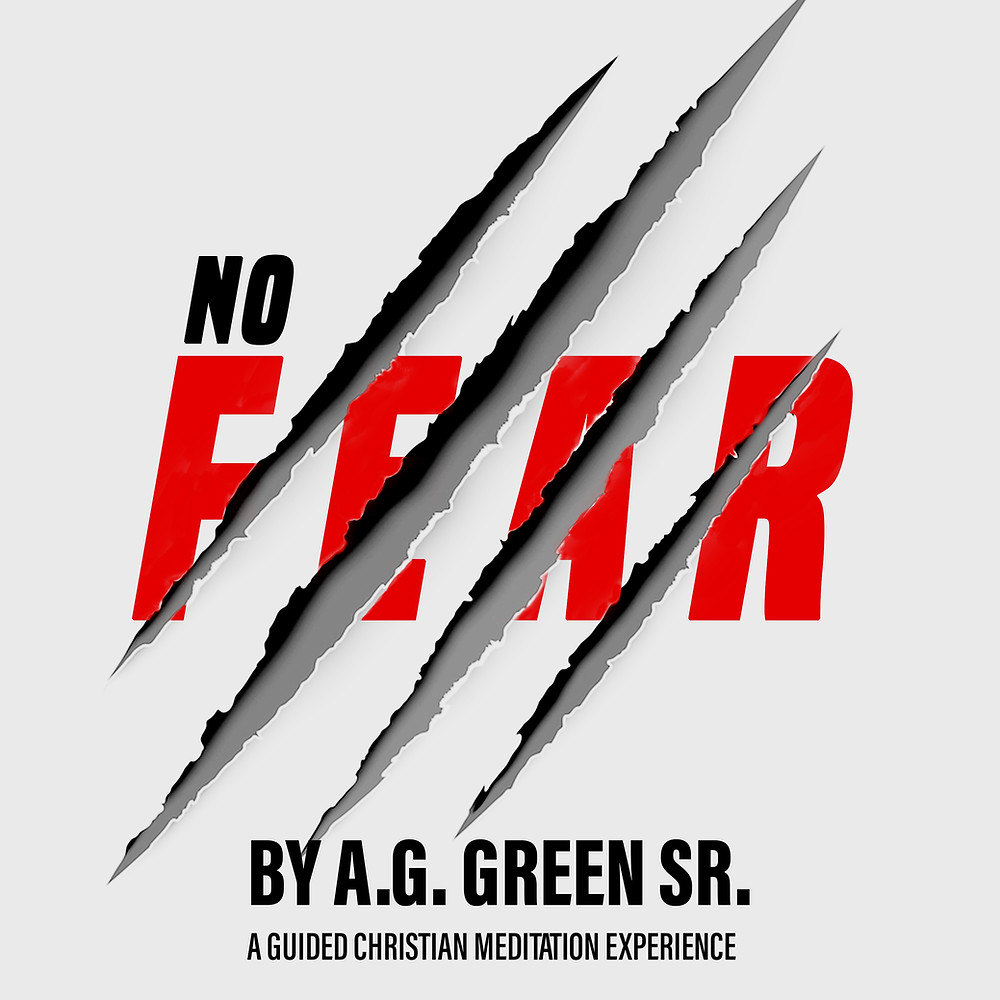 FIGHT FEAR WITH FAITH!