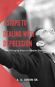 7 Steps to Dealing with Depression - Red