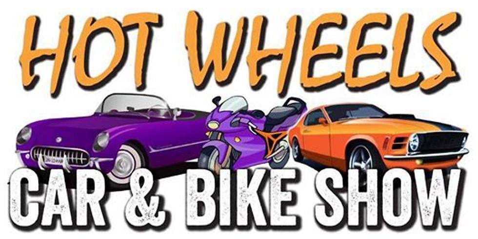 Booster Club Table Hot Wheels Car & Bike Show Canceled