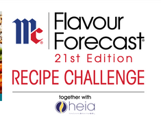 2021 Flavour Forecast Recipe Challenge Competition Information