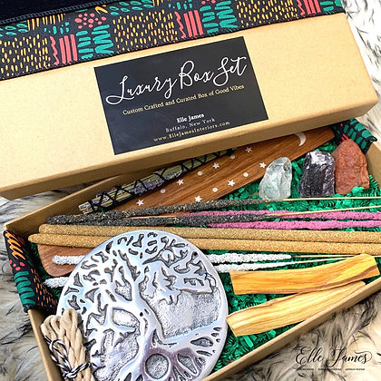 Incense and Crystals Box Set