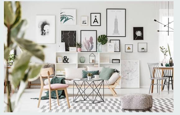 In Person- Interior Design Consultation