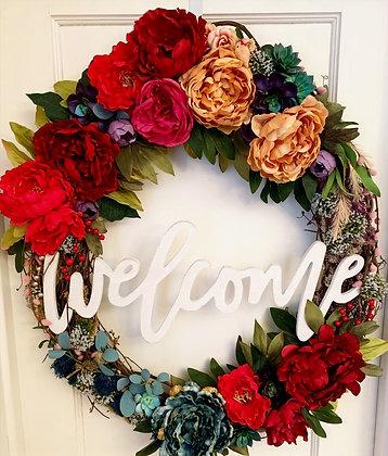 X-Large Door Wreath