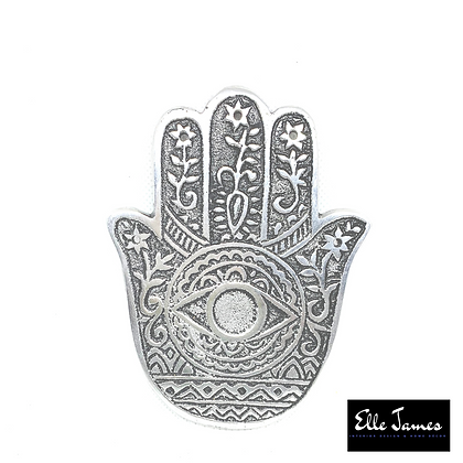 Hamsa Hand of Compassion Incense, Sage or palo santo Holder
