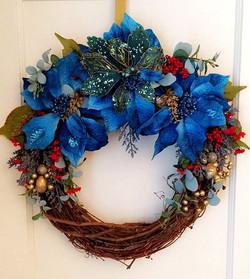 Elle James Custom Holiday Wreath
