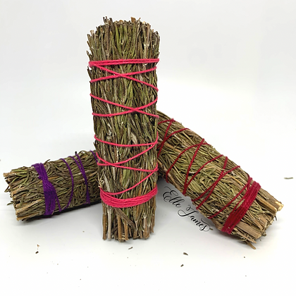 "Rosemary Smudge Stick 4"""