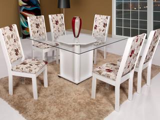 Móveis para a sala de jantar: muita atenção na escolha!