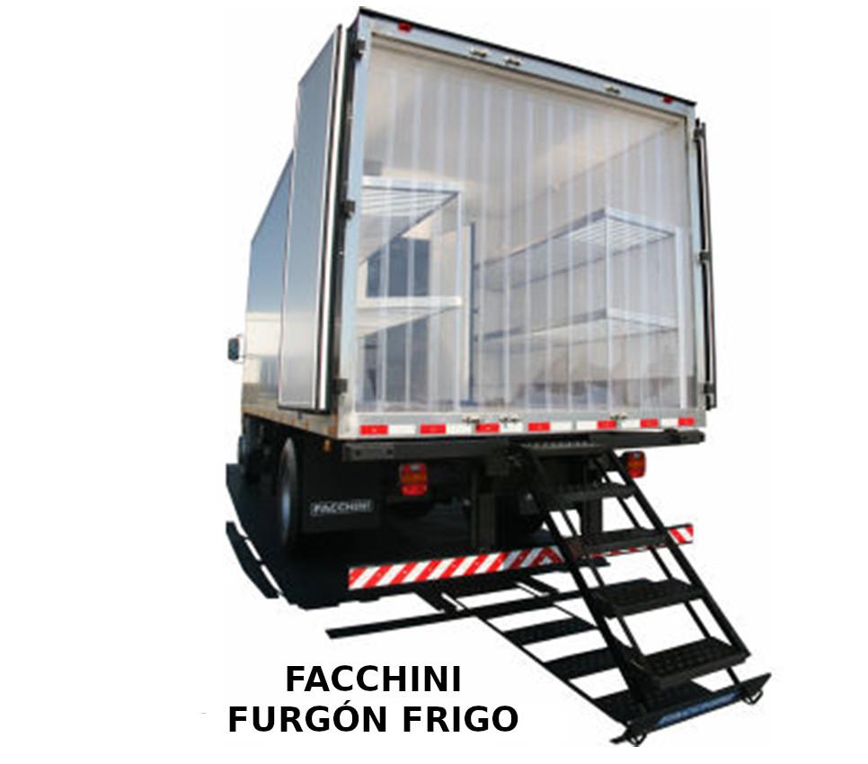FACCHINI - FURGÓN FRIGO