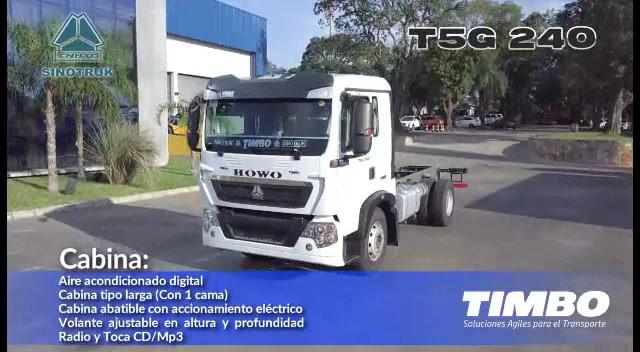 T5G 240 CAJA 6+1 MEC
