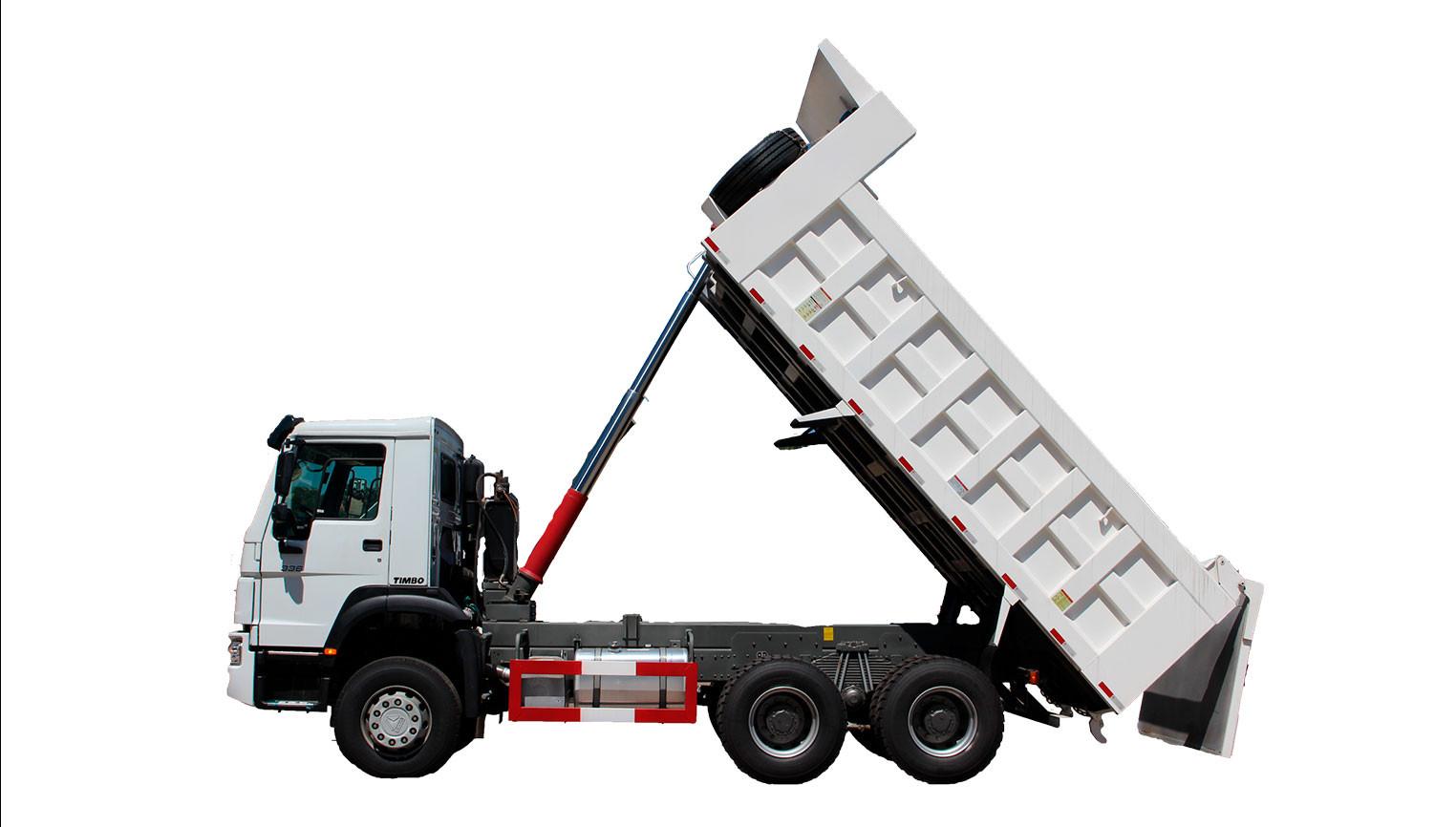 Howo 336 TUMBA 18M³ 6X4 12 MEC