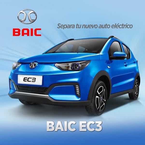 BAIC EC3