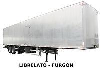 LIBRELATO FURGÓN