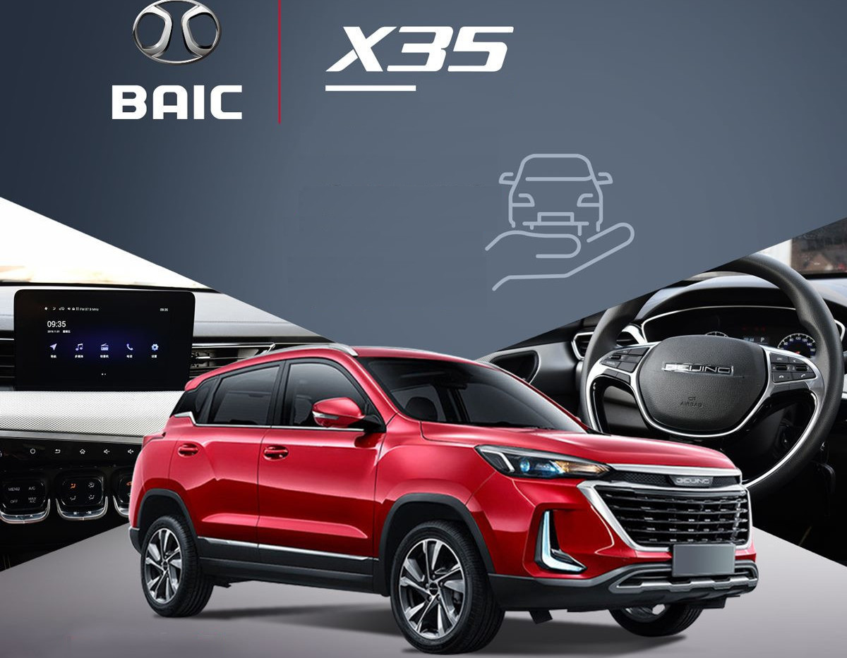 BAIC X35
