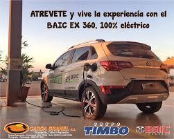 BAIC EX360 ELÉCTRICO
