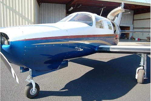 2002 Piper Mirage 46-36326 N561C