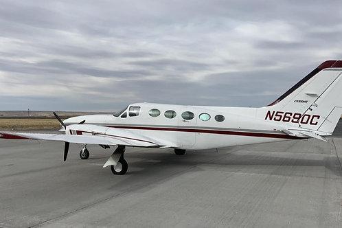 1979 Cessna 414A N5690C