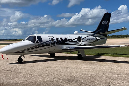 1974 Cessna Citation 500-0140 N787JF