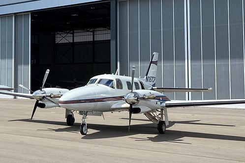 1979 Piper Cheyenne II N187CP