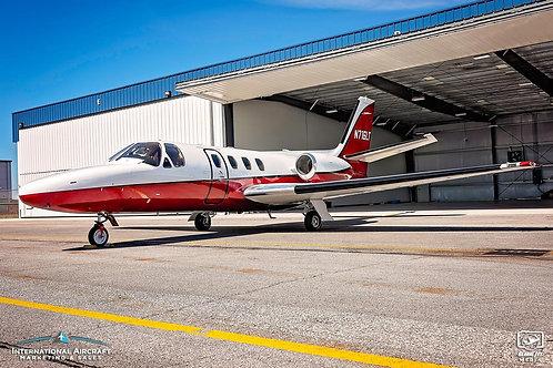 1972 Cessna Citation 500 Eagle SP N716LT