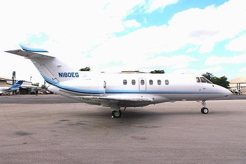 1990 Hawker 800A N180EG