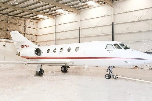 1987 Falcon 200 512 N767PJ