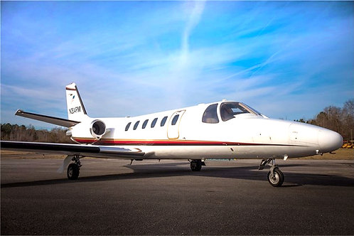 1981 Cessna Citation II N204PM