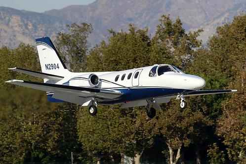 1977 Cessna Citation 501SP 501-0036 N2904