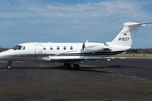 1985 Citation III 650-0089 N15ZT
