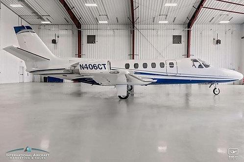 1985 Cessna Citation SII N406CT