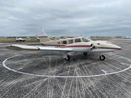 1978 Piper Seneca II N6311C