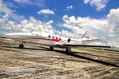 1977 Cessna Citation ISP 0054 N550GB