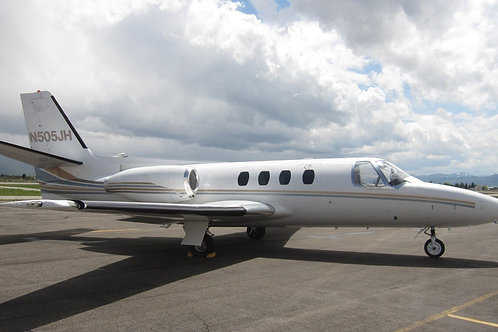 1979 Cessna Citation 501 0126 N505JH
