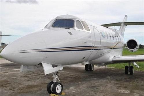 1980 Hawker 700B C6-IUN
