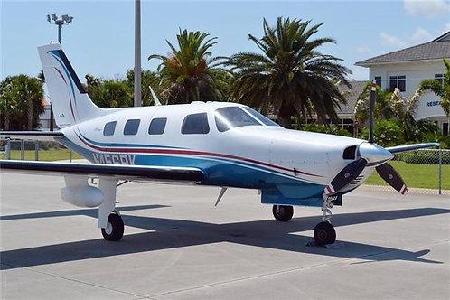 2006 Piper Mirage 46-36381 N456BK