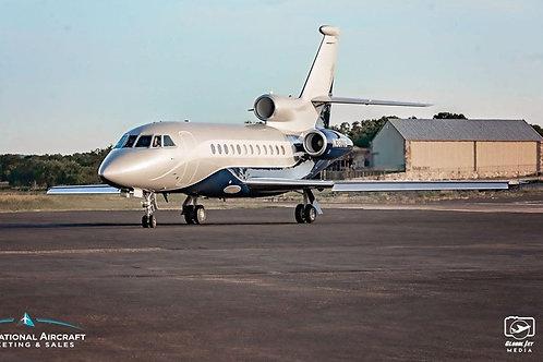 1997 Dassault Falcon 900EX N387TS