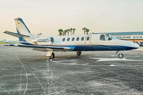 1978 Cessna Citation II N550CT