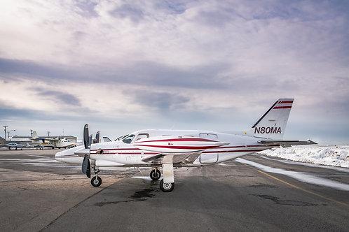1977 Piper Cheyenne II N80MA