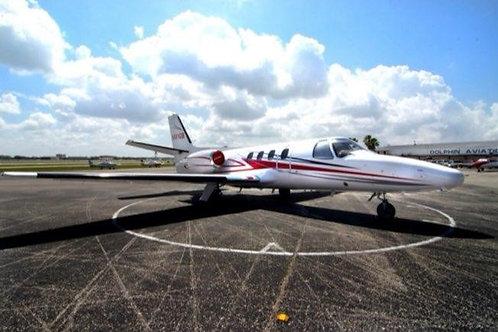 1976 Cessna Citation N551GB