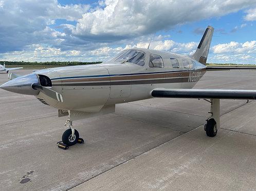 1985 Piper Malibu 46-8508001 N667PC